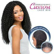 SENSATIONNEL Synthetic Hair Empress Custom Lace Wig BEACH CURL (Tongable)