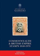 2020 Commonwealth & Empire Stamps 1840-1970, Jefferies 9781911304463 New..
