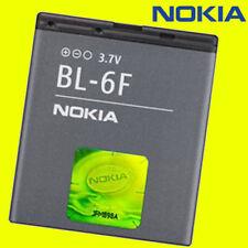 ORIGINAL NOKIA BL-6F AKKU -- Nokia N95 -- N78 -- N79 -- N95 8GB -- ACCU -- NEU