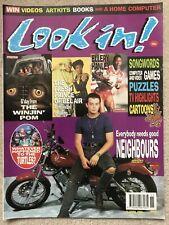 LOOK IN MAGAZINE 13 APR 1991 #15   NEIGHBOURS