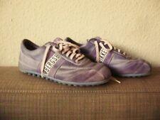 @ Bikkembergs @ Sneaker Leder lila Gr. 37 UK 4 US 6
