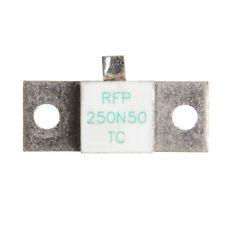 Load Resistance 50 Ohm  RFP 250-50 250W 250N50 TC RF Resistors