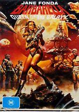 Barbarella (1968) DVD Jane Fonda, John Phillip Law, Marcel Marceau - NEW