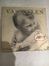 "VAN HALEN 45 rpm, 7"" Single JUMP / HOUSE OF PAIN Picture Sleeve"