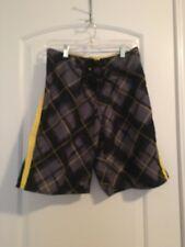 Body Glove Men's SwimWear UnLined Swim Shorts Trunks Sz 28 MultiColor