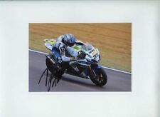 Tommy Hill Worx Crescent Suzuki BSB 2010 Signed 12