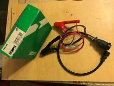 LUCAS LASER 2000 DIAGNOSTIC ADAPTER CABLE YWB785 2-PIN PSA PEUGEOT +box 60620464