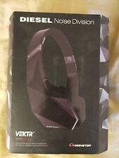 Monster Cable Diesel VEKTR On-Ear Headphones
