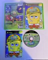 Spongebob Squarepants Battle for Bikini Bottom complete great shape Xbox