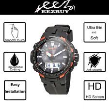 3X Eezbuy LCD Screen Protector Skin HD Film Saver for Casio G-Shock