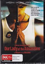 OUR LADY OF THE ASSASSINS - Germán Jaramillo, Anderson Ballesteros - DVD