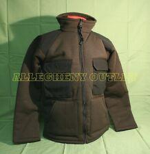Us Military Fleece Hunting Jacket Bear Coat Suit Medium Mint