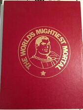 Rare Monster Society of Evil Ltd Hardcover HC Shazam NM #2775 /3000