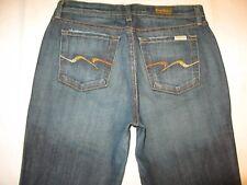 David Kahn Original Rise Bootcut Stretch Jeans 3500 Flame Pocs Sz  8