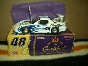 1/24 Action 2004 Crown Royal IROC #48 Jimmy Johnson