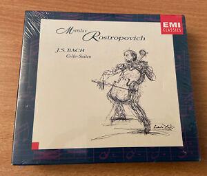 Johann Sebastian Bach - Bach: Cello Suites Nos. 1-6 (1995) CD