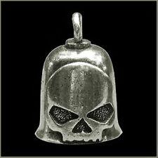 V-Half Skull GREMLIN BELL KIT fits ALL Harley-Davidson Motorcycles