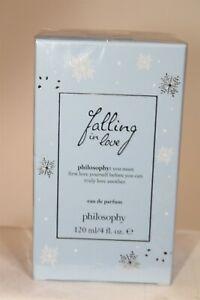 Philosophy NEW Falling In Love Eau De Parfum USA Made 4 fl oz