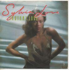 "SYLVIA LOVE instant love*instant dub 1979 UK RCA VICTOR DEMO DISCO 7"" 45"