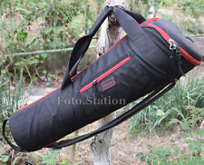 800mm Camera Tripod Carry Bag Travel Light Stand Case Shoulder Strap 31.4 Inch