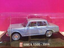 AUTO PLUS SIMCA 1500 1964 NEUF SOUS BLISTER 1/43 P8