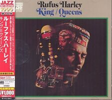 King/Queens - Rufus Harley (2014, CD NEUF)