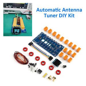 Full Kit DIY 100W ATU100 Automatic Antenna Tuner By N7DDC 0.96Inch OLED Display