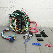 1960 - 1972 Chevrolet Truck Wire Harness Upgrade Kit fits painless compact fuse