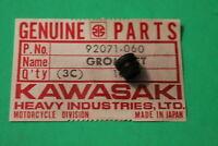 B KAWASAKI NOS OIL PIPE GROMMET F6 F7 G3SS G3TR G4TR G5    16135-005