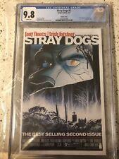 Stray Dogs # 2 CGC 9.8 1st Print Horror Variant Pet Sematary Image 2021