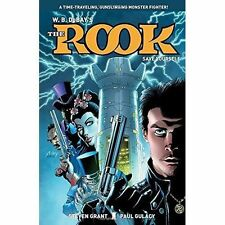 Rook (The Rook), Good Condition Book, Grant Steven, Gulacy Paul, ISBN 9781616559