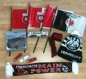 Eintracht Frankfurt SGE Fanpaket Sammlung Fussball Städte Fanartikel