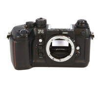 Nikon F4 (F4 Body with MB-20 Battery Pack) 35mm Camera Body - AI