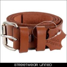 Cinturones de hombre en color principal marrón talla XL