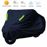Telo Coprimoto Cover Moto Copertura Impermeabile Protezione UV traspirante XXL