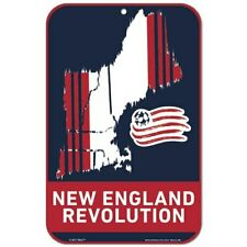 "New England Revolution WinCraft 11"" x 17"" Reserved Parking Sign"