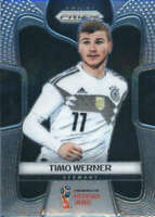 2018 Panini Prizm World Cup #98 Timo Werner Germany Soccer Card
