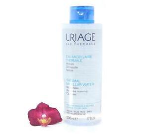 Uriage Thermal Micellar Water - Normal To Dry Skin 500ml