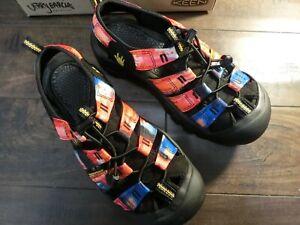 Keen Newport Retro Jerry Garcia Women's Sandal New York at Night #1024322 New