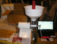 Victorio Strainer No 200 Complete with 2 Screens - Make Apple and Tomato Sauces