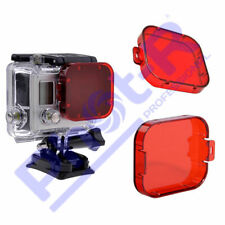 Phot-R Snap-On Red Filter Underwater Sea Dive Housing for GoPro HD Hero 3