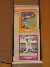 1988 Score  BASEBAL LARGE LOT APPROXIMATELY 425 CARDS