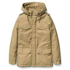 CARHARTT WIP HICKMAN COAT BISQUE XXL -10% OFF JACKET ARMY MILITAIRE STYLE WARM