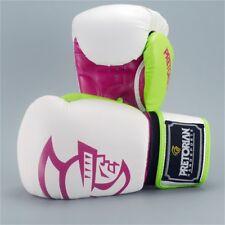 Boxing Gloves Adult Kids Kickboxing Training Boxing Muay Tha 10OZ 12OZ 14OZ
