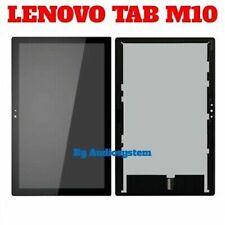 DISPLAY +TOUCH SCREEN LENOVO per TAB M10 /TAB 5 PLUS TB-X605L VETRO NERO SCHERMO