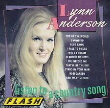 LYNN ANDERSON : LISTEN TO A COUNTRY SONG / CD - TOP-ZUSTAND