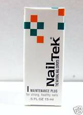 NailTek I Maintenance Plus Strong Healthy Nail .5oz/15ml