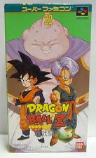 DRAGON BALL Z SUPER BUTODEN 3 - NTSC JAPAN BOXED SUPER FAMICOM SNES