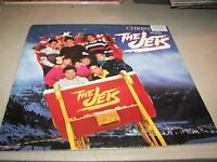 Christmas with The Jets LP NM MCA-5856 1986
