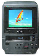 Sony Trinitron, ev-dt1 video 8 TV COMBO dal distributore officina superata Top Video 8